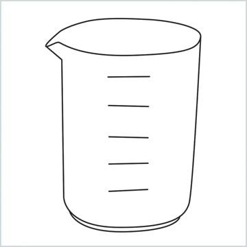 draw a Beaker