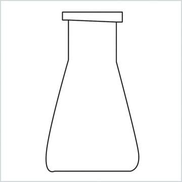 draw a Gas jar