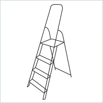 draw a Ladder