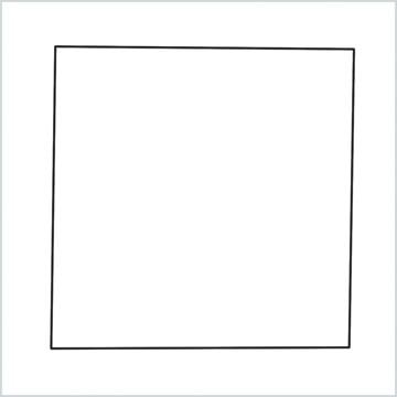 draw a Square shape