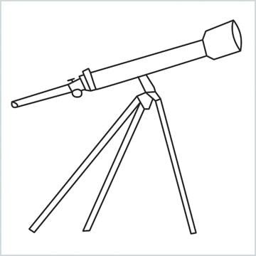 draw a Telescope