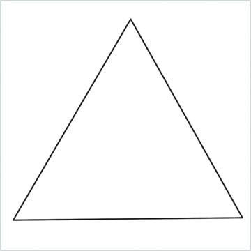 draw a Triangle shape