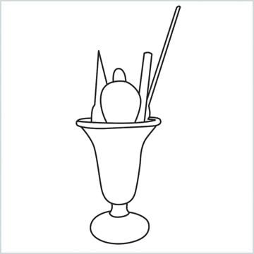 draw an Ice Cream