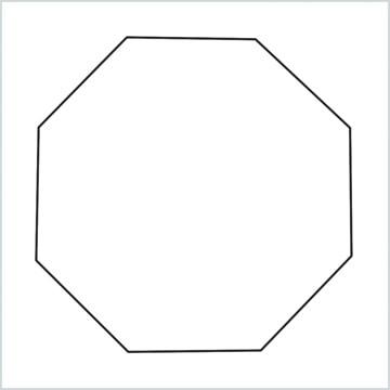 draw an Octagon