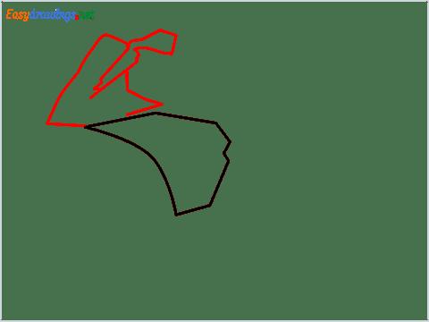 How to draw KTM bike step (2)