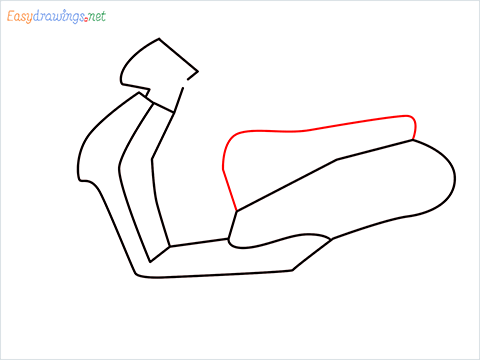 How to draw Scooter step (5)