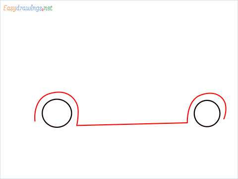 How to draw a Police car step (2)