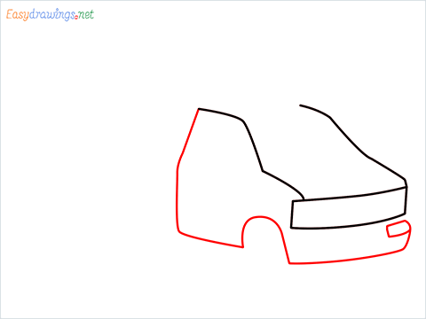 How to draw an Ambulance step (3)