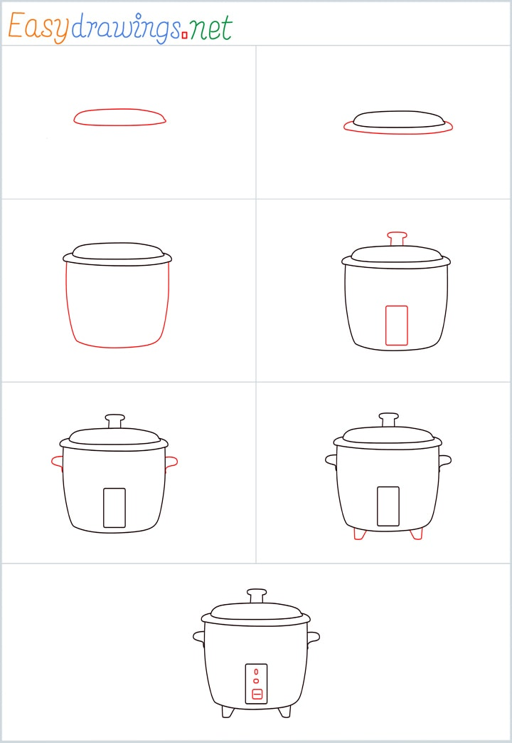 Overview for Crockpot drawing