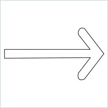 draw Arrow shape