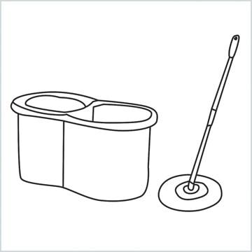 draw a Mop