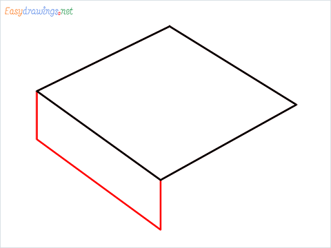 How to draw First aid kit step (2)