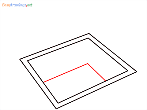 How to draw a Sink step (3)