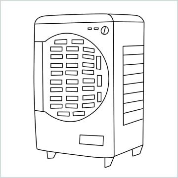 draw a Cooler