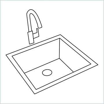 draw a Sink