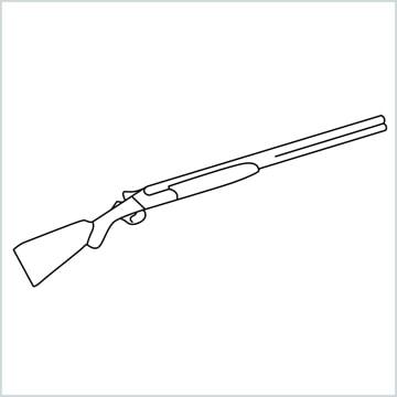 draw shotgun