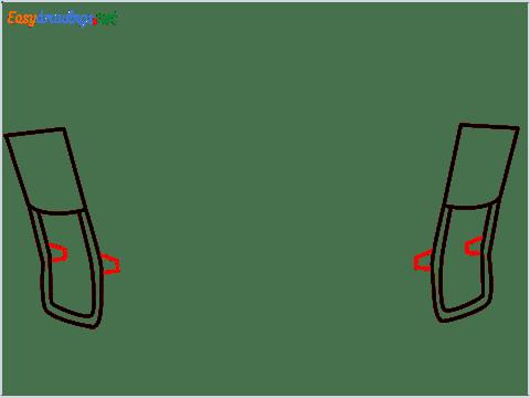 how to draw a beach chair step (3)