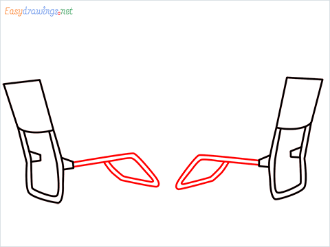 how to draw a beach chair step (4)
