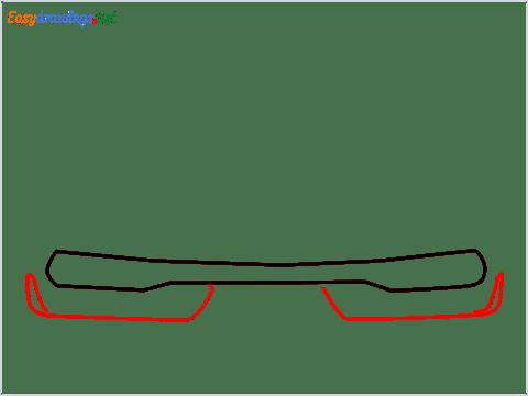 how to draw lamborghini centenario step (2)