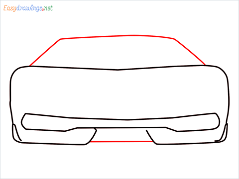 how to draw lamborghini centenario step (4)