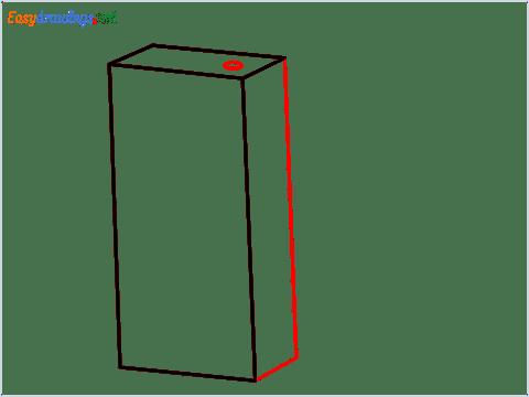 how to draw mango juice step (4)