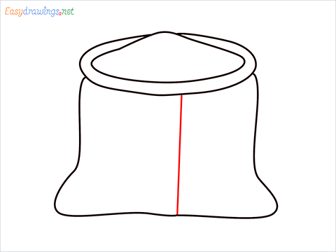 how to draw sugar Step (4)