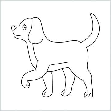draw dog Emoji